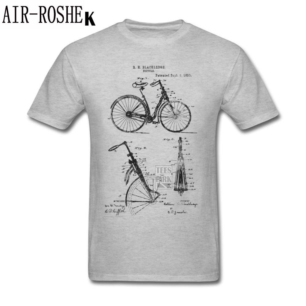 Bicicleta De Montaña Mtb Camiseta Bicicleta Delantera Suspensión Ciclismo 1890 Bicicleta De Montaña Hombres Orgánico Algodón Manga Corta Camiseta Hombres Es
