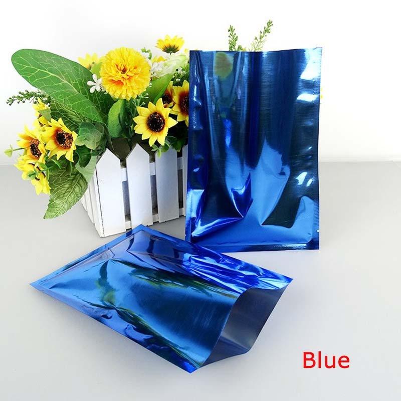 100 stks / 500 stks Dura-Aid Open Top Kleur Aluminiumfolie Plastic - Home opslag en organisatie - Foto 6