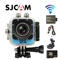 Free Shipping Original SJCAM M10 WiFi Mini Cube Action GoPro Style Camera Extra 1pcs Battery Car