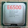 Original De Intel Pentium Dual Core E6500 Procesador (2.93 GHz/2 M/1066 MHz) de Escritorio LGA775 CPU (trabajando 100% Envío Libre)