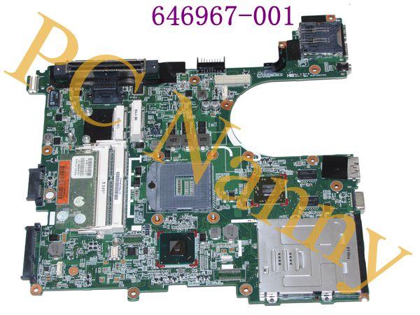 Für HP LAPTOP MOTHERBOARD Probook 6560B 8560 P 646967-001 QM67