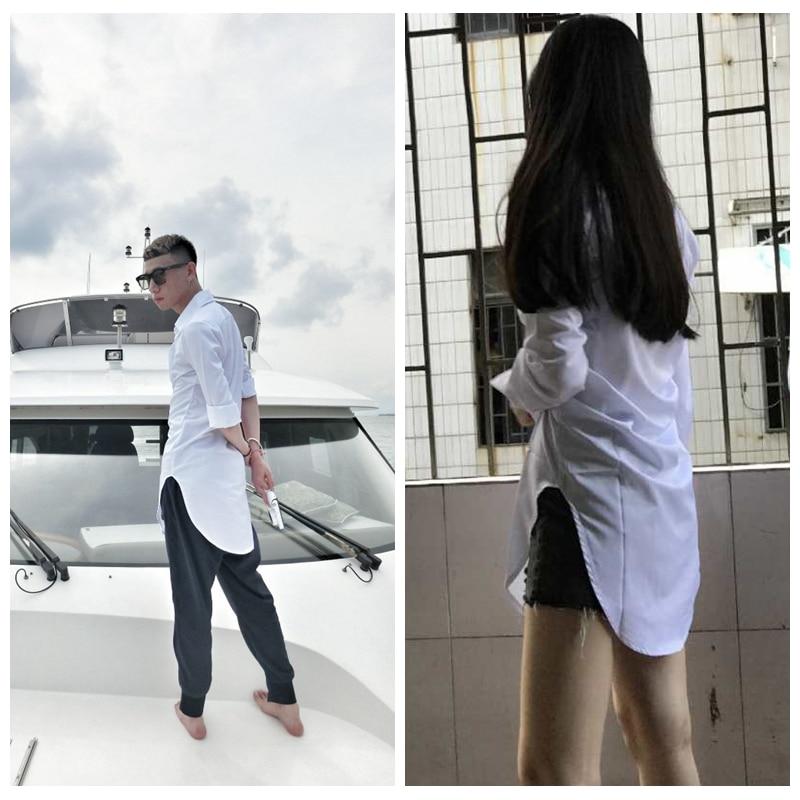 Camisa Social Masculina Sociale Masculina Camiseta lente en herfst - Herenkleding - Foto 1