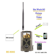 12MP 3G GPRS MMS SMS Control Scouting Trail Camera Outdoor waterproof HD video recorder security self