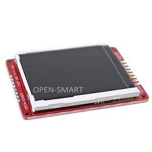 Image 3 - Écran LCD SPI TFT de série 2.0 pouces, 176x220, Module à écran LCD, avec tampon et broches SMD, pour Arduino Nano Pro Mini UNO R3 Mega2560