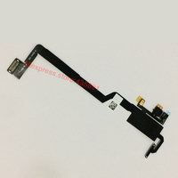 10Pcs Lot Free DHL New Sensor Flex Ribbon Cable For IPhone X Replacement Parts Mobile Phone