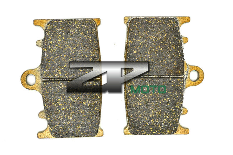 For SUZUKI GSX 1250 FAL1/FAL2 2011-2012 GSF 1250 SK7-SK9 Bandit 2007-2011 08 09 10 Front Organic Brake Pads New High Quality clean bandit clean bandit new eyes 2 lp
