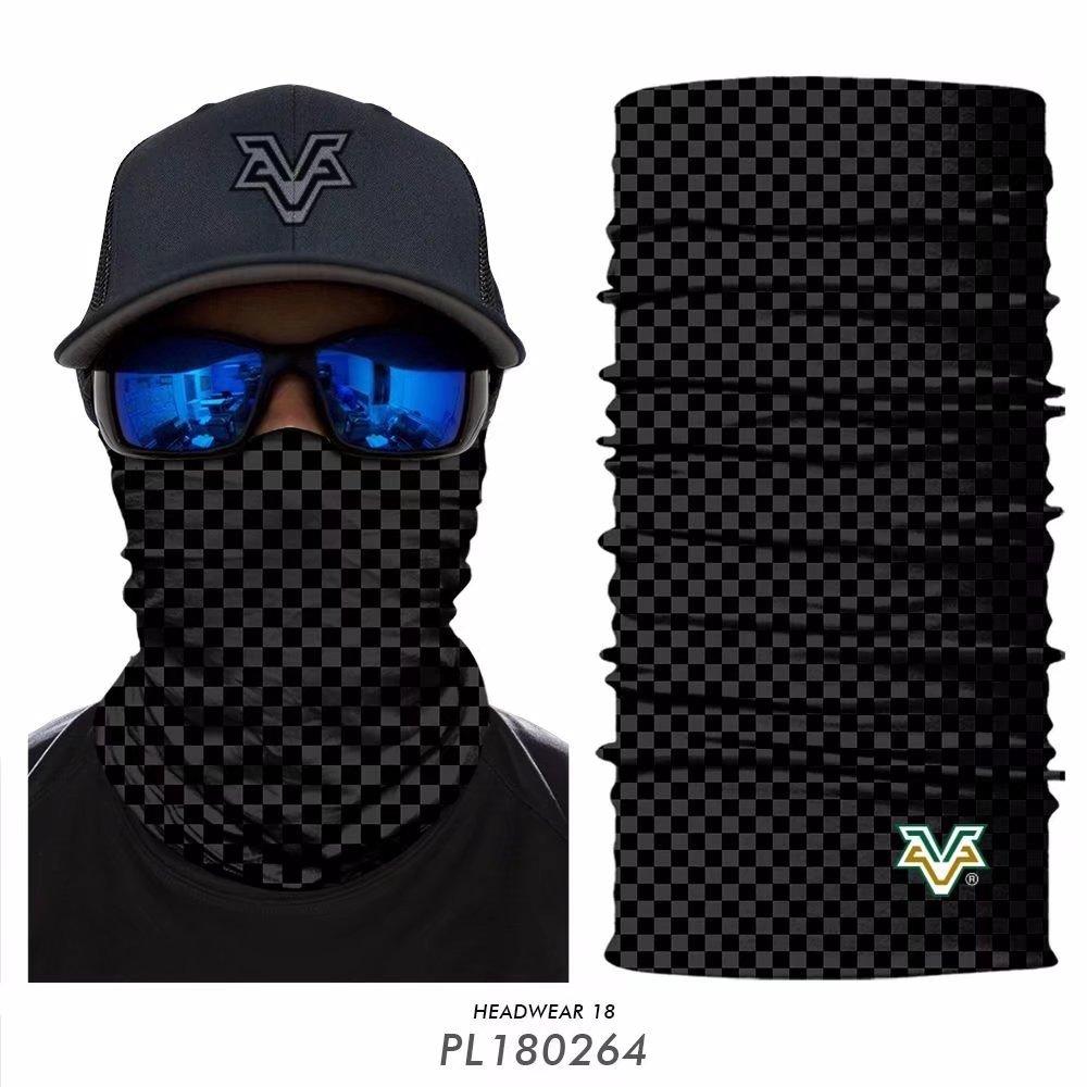 Ski Stripe-366 Multifunctional Headwear Neckwarmer Snood Scarf Bandana Headband