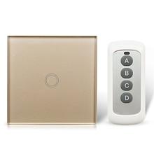 EU Standard Remote Control Switch, RF 433Mhz Smart Switch