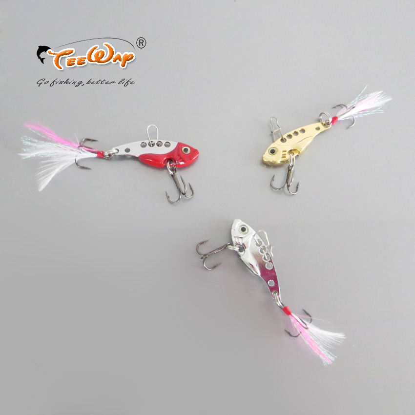 Wholesale winter artificial metal fishing lure tackle for Cheap fishing lures bulk