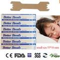 30 unids (45X10mm) Dejar de Roncar Parches para Los Niños, Consejos Anti-ronquidos Anti Ronquido Tiras Más Fácil Respirar Mejor
