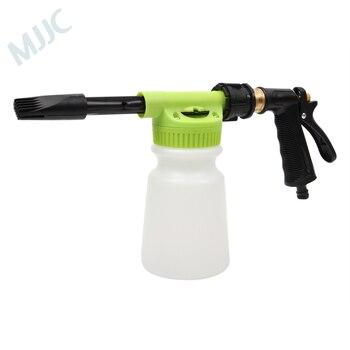 MJJC Marca com Alta Qualidade de Espuma de Lavagem de Carro Pulverizador Arma apenas com mangueira de jardim, não há necessidade de poder ou de gás