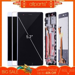 Original LCD For HUAWEI P9 Display Touch Screen Digitizer with Frame for HUAWEI P9 LCD Display EVA-L09 EVA-L19 Replacement #4