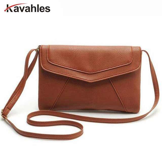 Fashion Small Bag Women Messenger Bags Soft Leather Handbags Crossbody For Clutches Bolsas Femininas