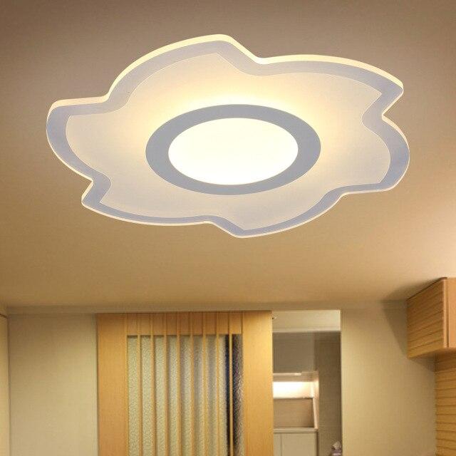 Desain Modern Dipimpin Langit Lampu Ruang Tamu Moderne Plafond Perlengkapan Pencahayaan R Tidur