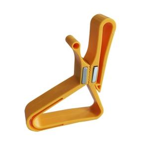 Image 4 - ZOHAN écouteur pour Protection auditive multi type, crochet de taille, boucle de suspension pour oreillettes, 1 pièce