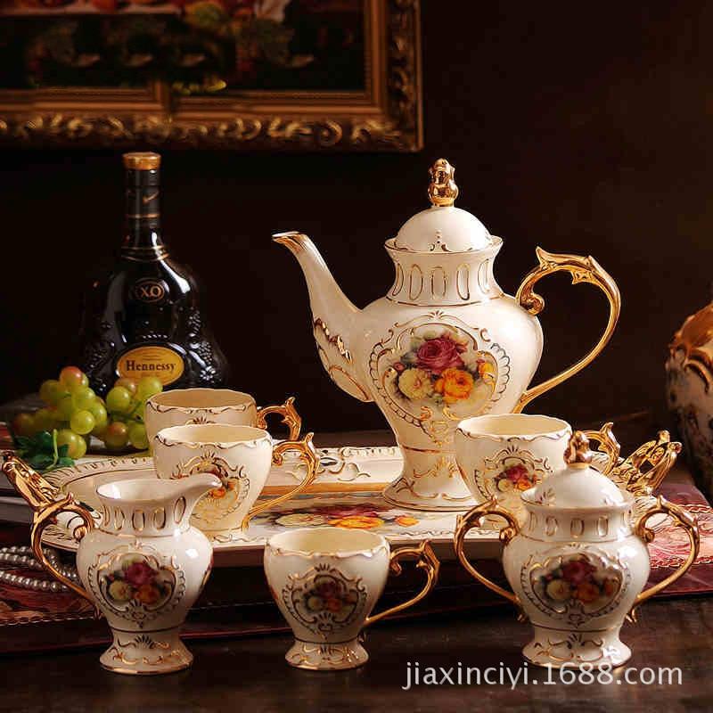 Compare Prices On English Porcelain Tea Sets Online