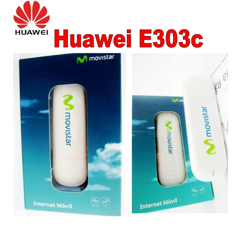Lot Of 10pcs HUAWEI E303C USB Surf Stick Movistar