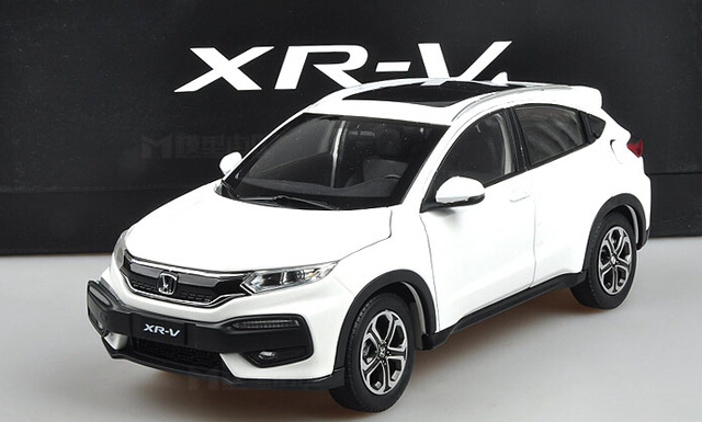 2015 Alloy 118 Limited Edition Honda X RV Car Models
