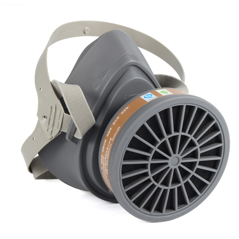 цена NEW 3600 Efficient filtering respirators Labor protection mask painting mask Anti-Dust Gas Mask