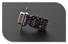 DFRobot DB-9 RS232 – TTL Converter Module/Board 5v with led for Serial communication support most microcontrollers