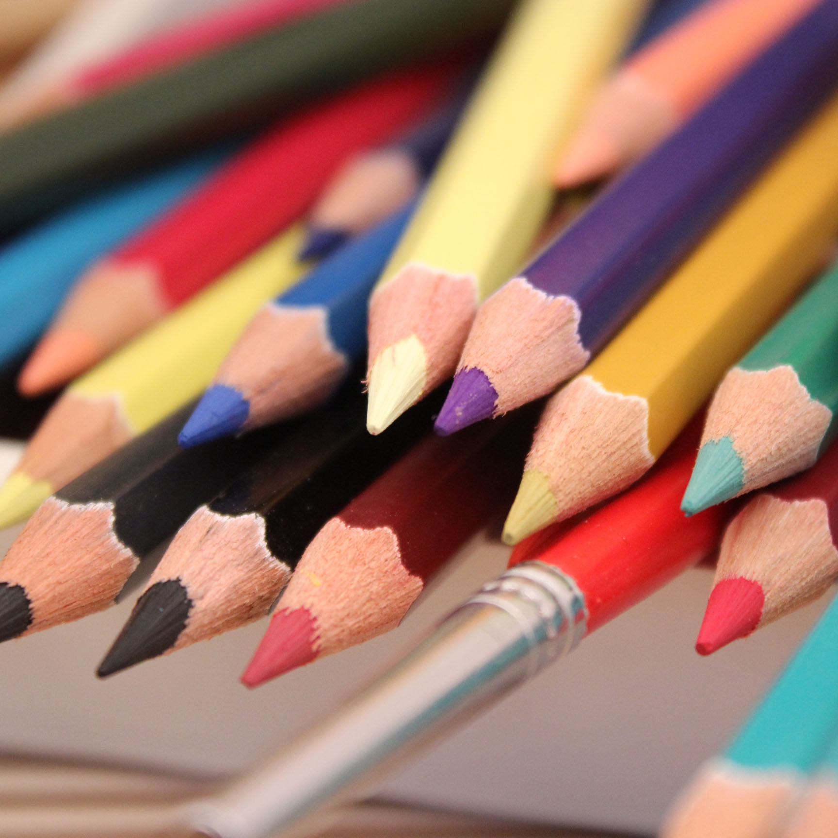 12/18/36/48colors students prize creative gifts lead free Avoid cut wood thick core color pen water-soluble colored pincel art pen o henry prize stories 2009
