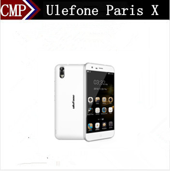 "Original Ulefone Paris X 4G LTE Mobile Phone MTK6735 Quad Core Android 5.1 5.0"" IPS 1280X720 2GB RAM 16GB ROM 8.0MP OTG"