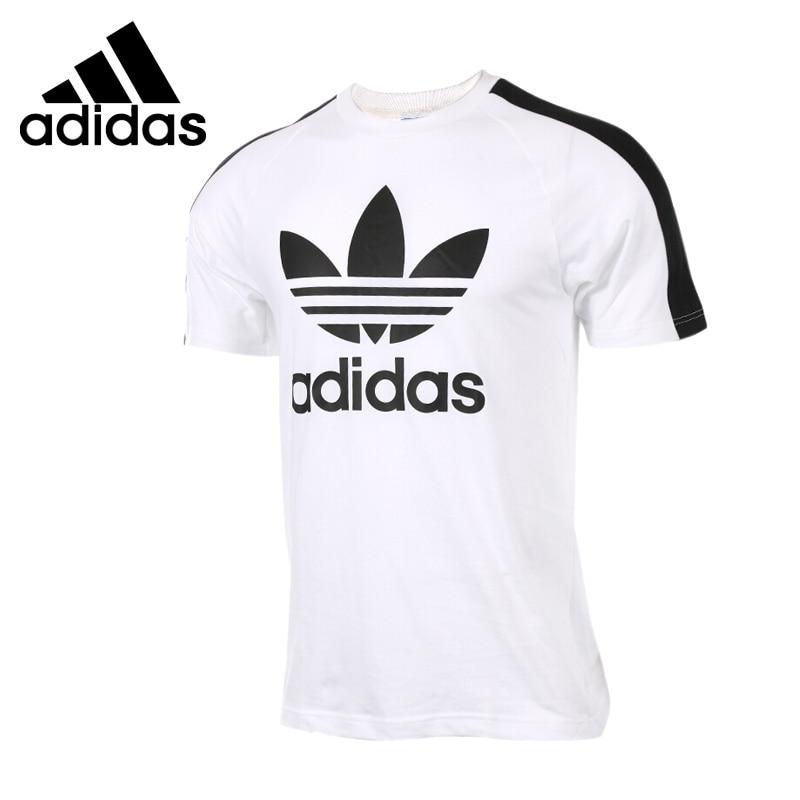 Original New Arrival 2017 Adidas Originals Men's Short Sleeve T-shirts Sportswear original new arrival 2017 adidas originals s s camo color men s t shirts short sleeve sportswear