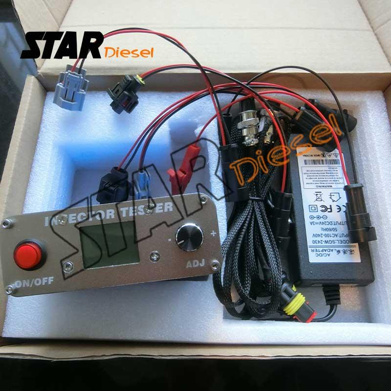 Agressief Auto Motor Diesel Injector Tester Cri800 Machine Cri100 Brandstof Piezo Injection Nozzle Tester Apparatuur E1024031 220 V & 110 V