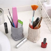 Beautiful Pen Pencil Holder Desk Stationery Organizer Cosmetics Storage