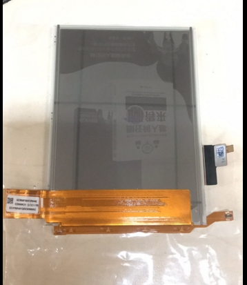 new ED060KD1 display E-reader - Black 6 Replacement LCD Display Screen 6-inch 6 95 inch screen claa069la0acw claa069la0dcw claa069la0hcw