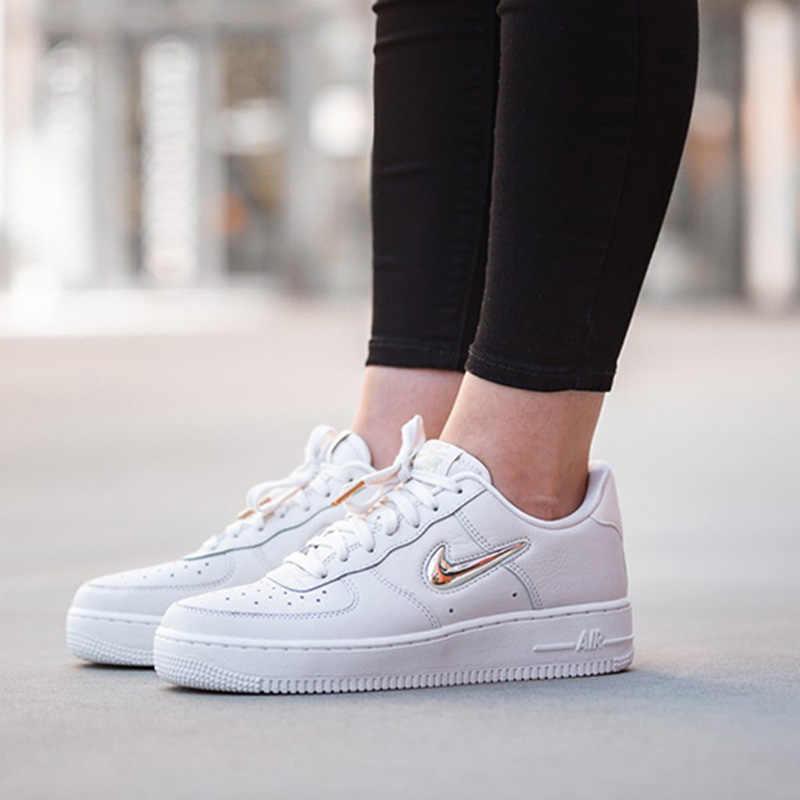 Women's Skateboarding Air Shoes Nike Wmns Force 001 '07 Arrival Prm Athletic 1 Lx Designer Sneakers Footwear Ao3814 2018 New xrdBWQCoe