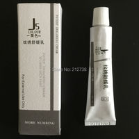 Free Shipping Eyebrow Painless Cream Permanent Makeup Pigment Tattoo Ink For Lip Or Eyebrow Permanent Makeup