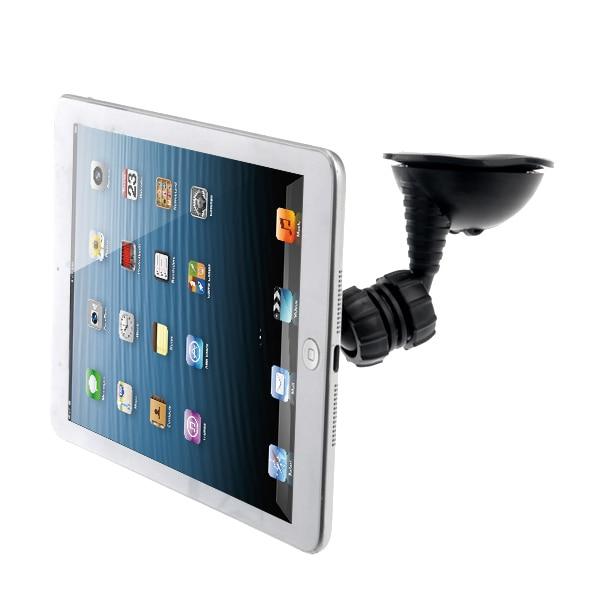 Analytisch Universal 720-degree Rotierenden Dual Saugnapf Auto-halterung Halter Ständer Für Tablet Pc/handy (schwarz) Duftendes (In) Aroma