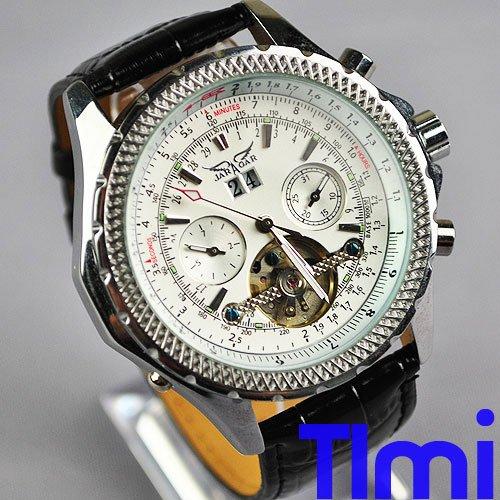 ФОТО !!!Top Luxury wristwatch AUTO Tourbillon Mens Multi Function Watch