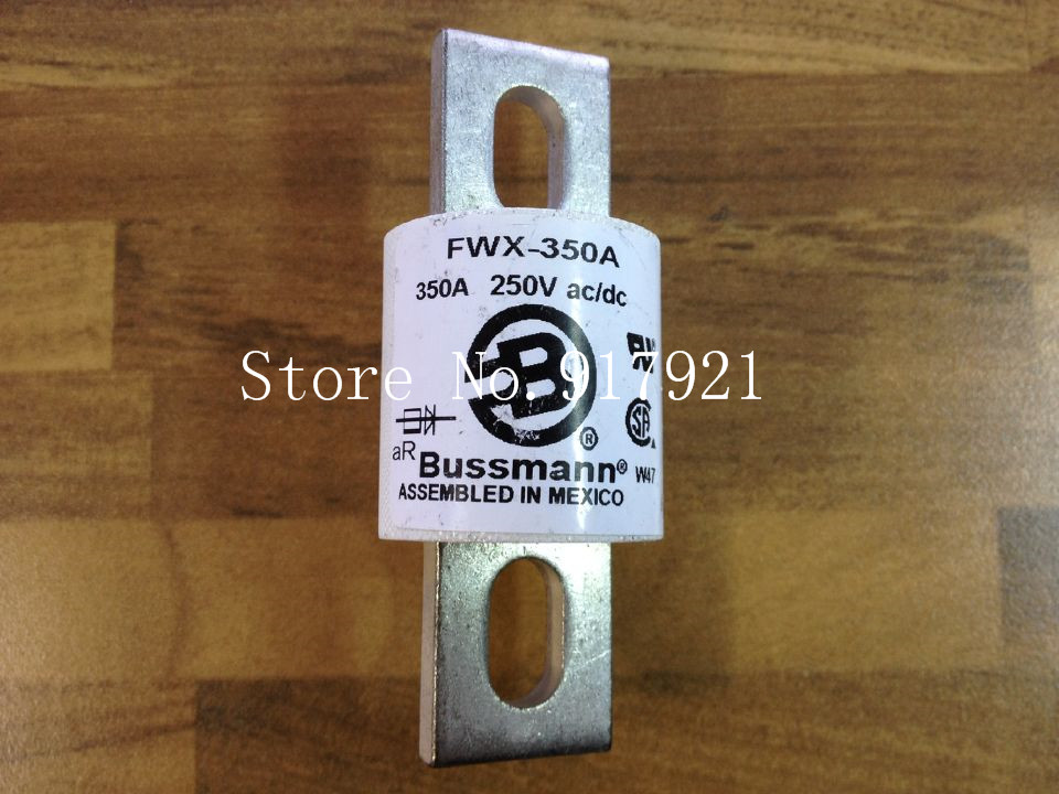 цена на [ZOB] The United States Bussmann FWX-350A BUSS 250VAC/DC fuse fuse original --2pcs/lot
