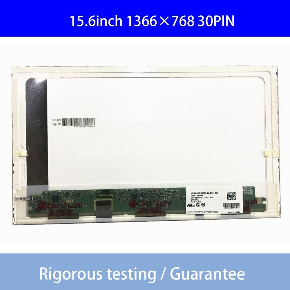 Free Shipping LP156WH2-TPB1 LP156WH2 TPB1 LTN156AT08 B156XTN02.6 15.6inch Laptop Lcd Screen 1366*768 EDP 30 PinsFree Shipping LP156WH2-TPB1 LP156WH2 TPB1 LTN156AT08 B156XTN02.6 15.6inch Laptop Lcd Screen 1366*768 EDP 30 Pins