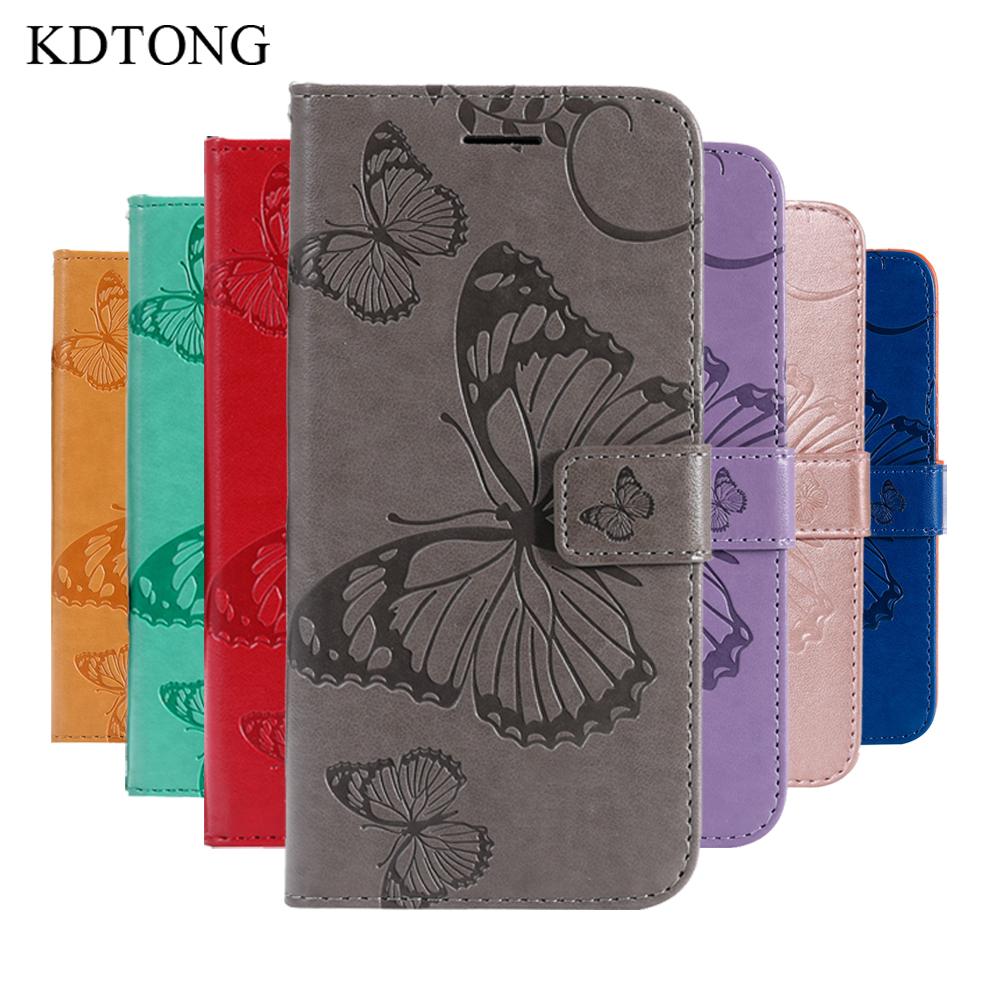 KDTONG Case sFor Samsung Galaxy A3 A5 2017 Case Leather Flip Magnetic Wallet Cover For Samsung Galaxy A5 A3 2017 Case Phone Bag
