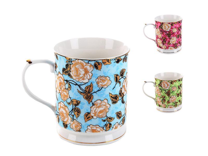 Mug Best Home Porcelain, Rose Garden, 400 ml 38 38 38cm best quality wholesale plastic remote control colorful indoor outdoor home garden pot vc f3838