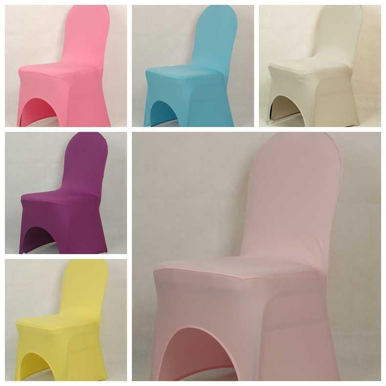 24 色椅子はスパンデックスの椅子カバー中国ユニバーサルライクラ椅子カバーダイニング椅子キッチン洗える厚い