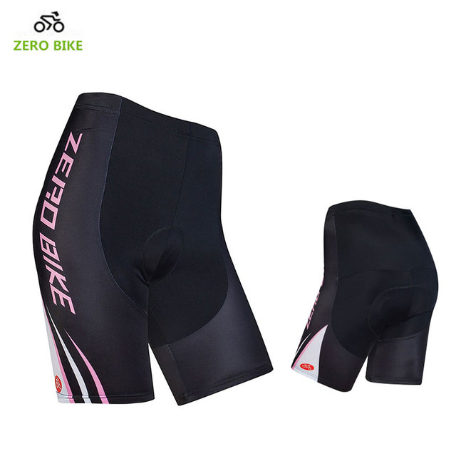 38f42913b ZEROBIKE New Quick Dry Gel 4D Padded MTB Bike Shorts For Women Summer  Sports Cycling Clothing Ropa Ciclismo S-XL