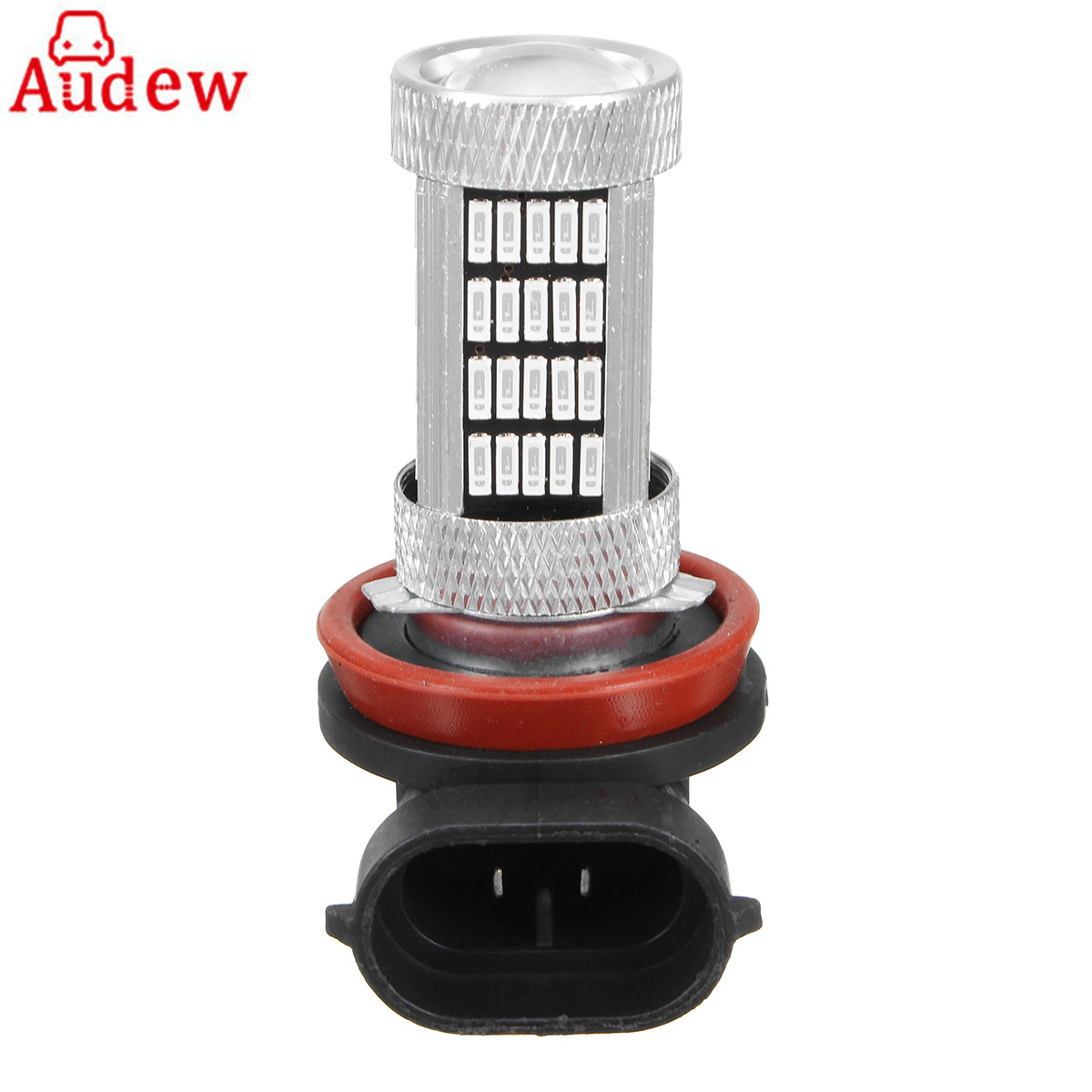 H10 9145 9140 9045 high power 92-SMD Blue Car LED bulbs for  fog lights or driving lamps upgrade. 63 smd projector h10 9145 led fog light 9140 bulbs for driving light py20d 12v 24v bright than 33 smd white