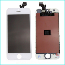 5pcs/lot Tianma AAA+ Top Quality For iPhone 5 5G Display Screen LCD Assembly Touch Digitizer Glass lcd Display No Dead Pixel