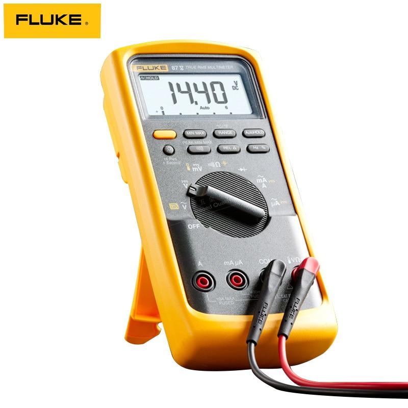 Fluke Multimeter 87 : Fluke v digital multimeter f on