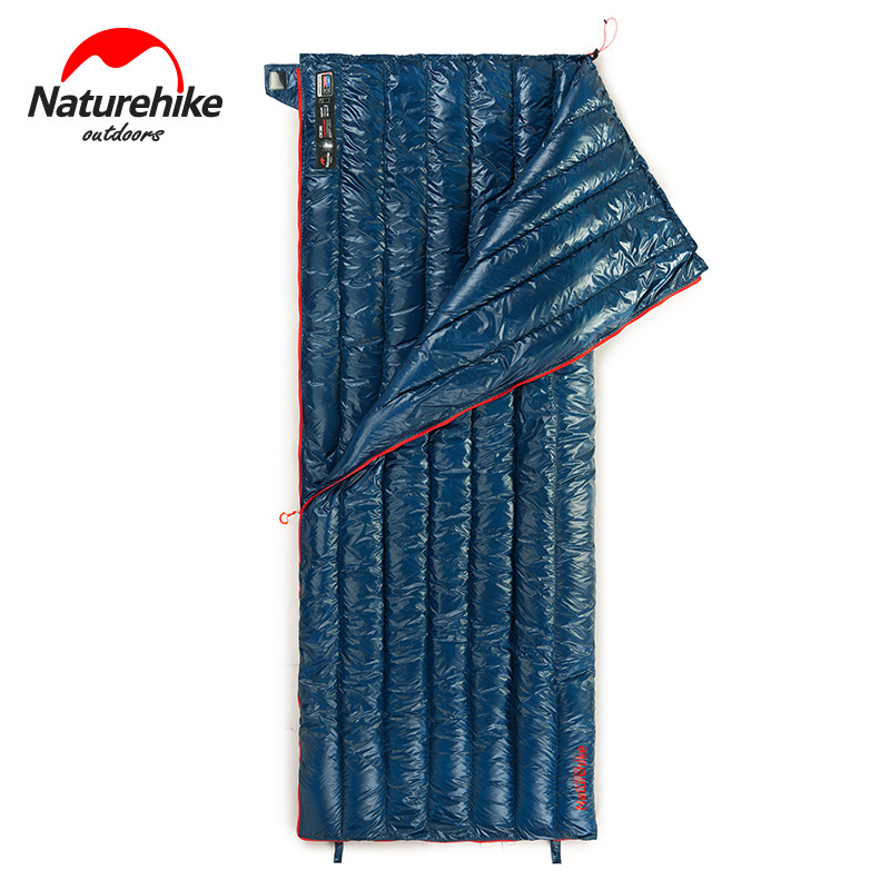 Naturehike Outdoor Urltra Light 95 Goose Down Envelope Sleeping Bag 570g 190 72cm