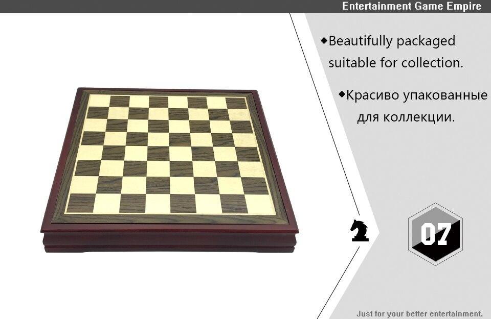 Yernéia jogo de tabuleiro de xadrez, de