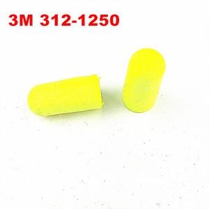 Image 3 - 3M 312 1250 zaawansowane zatyczki do uszu o zmniejszonym poziomie hałasu w kształcie naboju