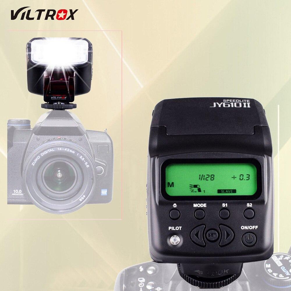 Viltrox JY 610 II On Camera Mini Speedlite Flash JY610 II ...