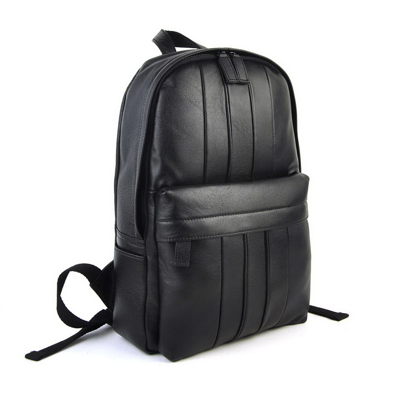 Genuine Leather Backpack Back To School Book Bag Natural Cow Skin Shoulder Bags Practical Large Size Laptop Bag Men Women Purse women genuine real cow leather backpack school book bag shoulder purse casual fashion lady laptop double zip compartment small