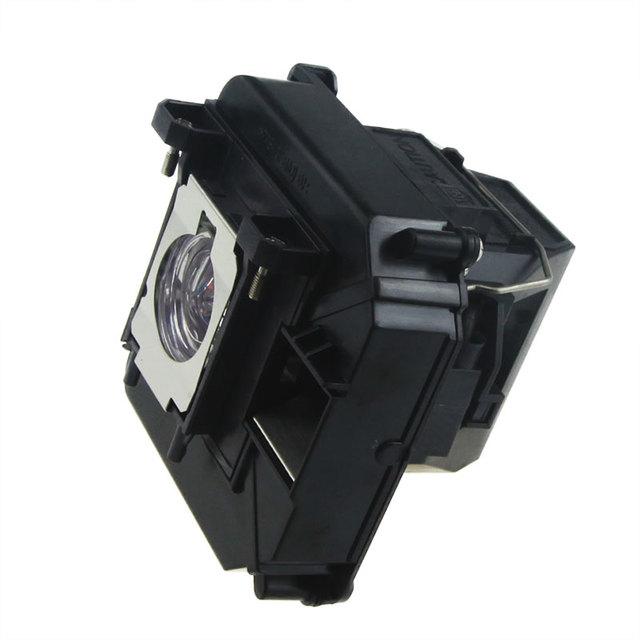 Elplp68 lâmpada do projetor de substituição para epson eh-tw5900/eh-tw6000/eh-tw6000w/eh-tw6100/powerlite hc 3010/hc powerlite 3010e