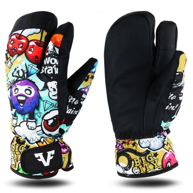 Three Finger Gloves 1